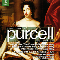 John Eliot Gardiner Purcell Collection Music For Queen Mary Серия: Purcell Collection инфо 13987h.